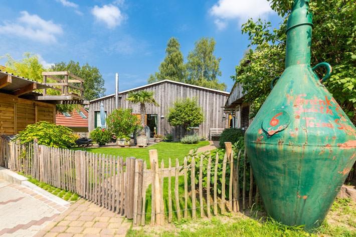 Ferienwohnung in Seedorf auf der Insel Rügen